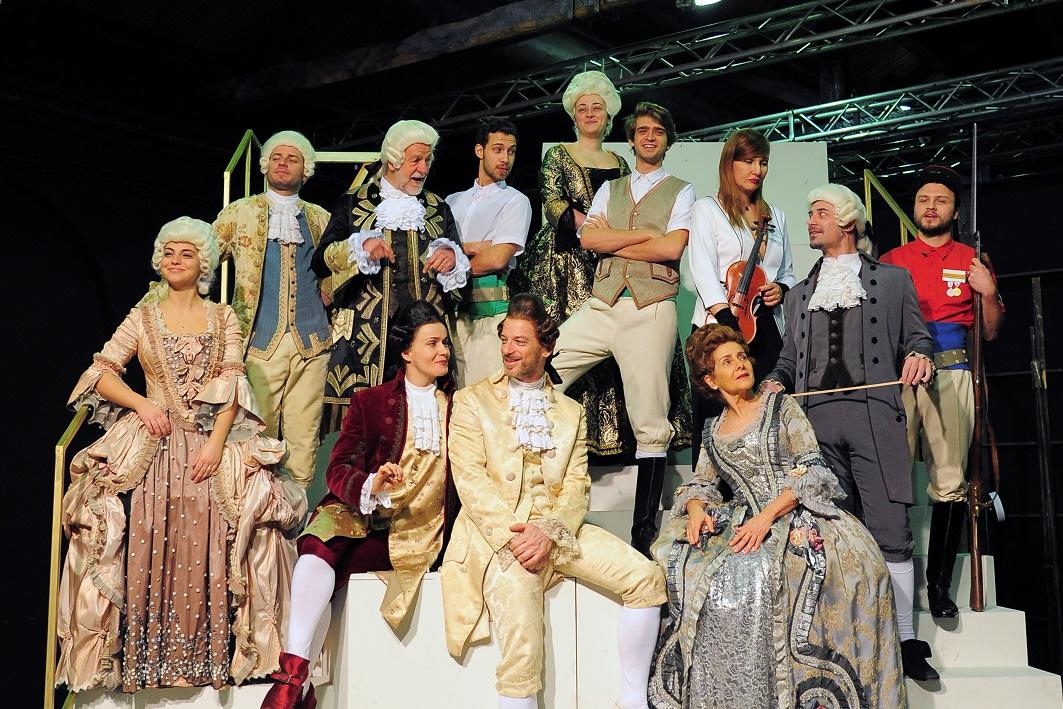 Candide di Mark Ravenhill - regia Fabrizio Arcuri - foto Achille Le Pera .01 -  (3)