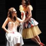 Calderón regia di Federico Tiezzi -Lucrezia Guidone e Silvia Pernarella - foto di Achille Le Pera (2)