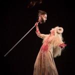 Manuela Kustermann Agave Dionysus Teatro Vascello foto Bocchieri