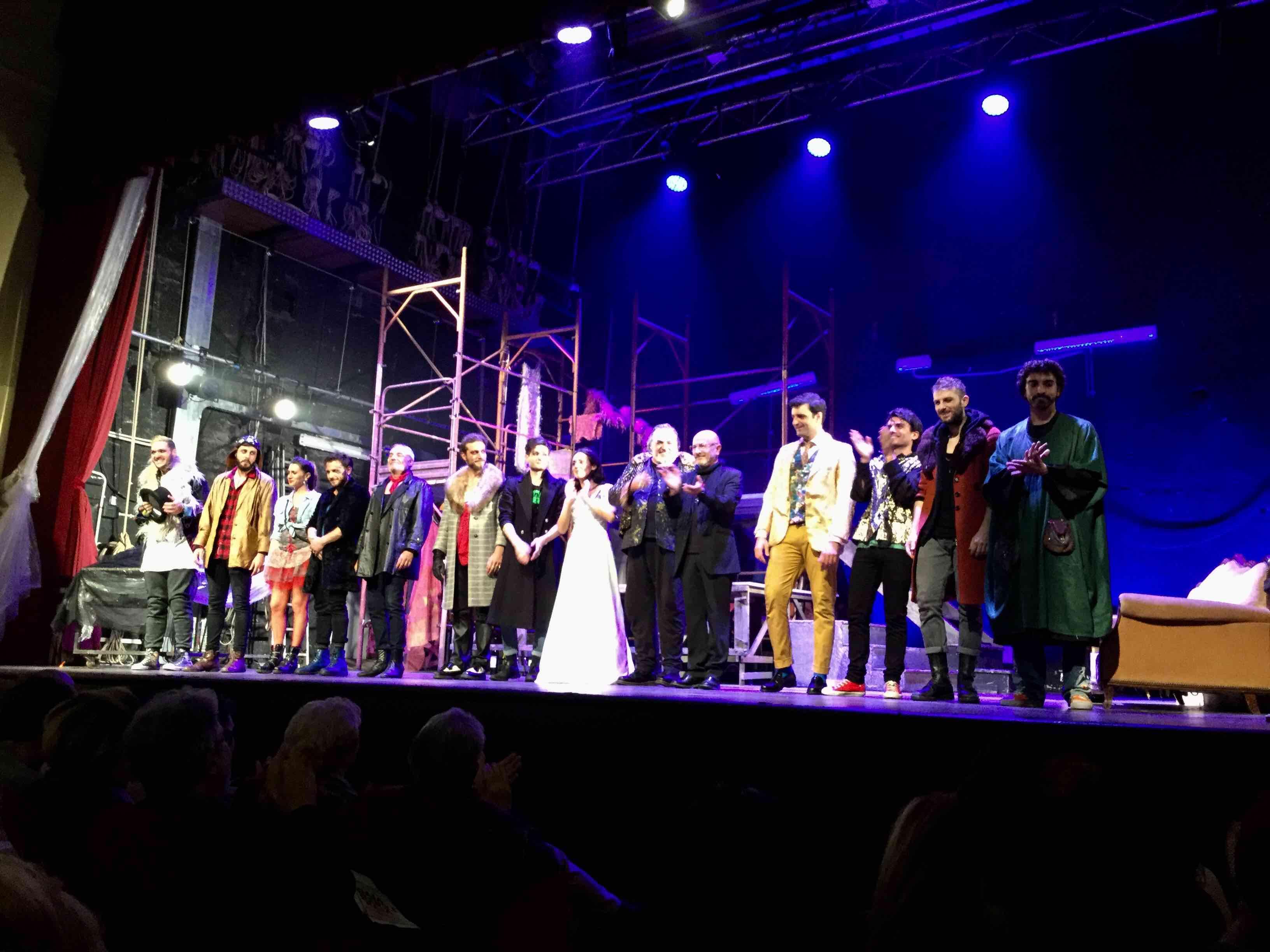 Romeo e Giulietta romani